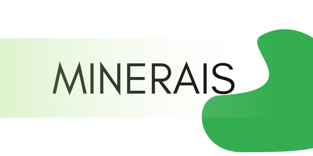 Minerais 01