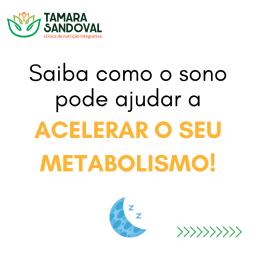 Saiba como o sono pode acelerar o seu metabolismo 01